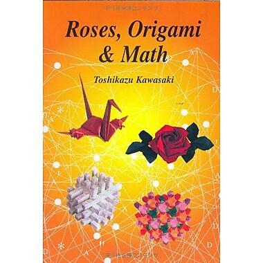 Roses, Origami & Math, Used Book (9784889961843)