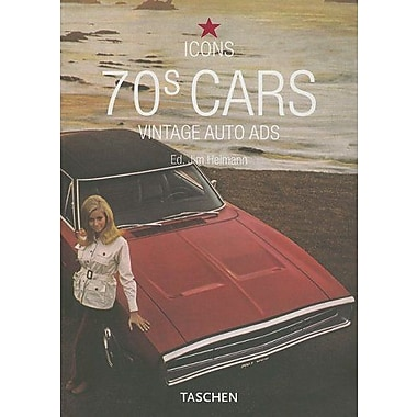 70s Cars (Icons), Used Book (9783822848005)