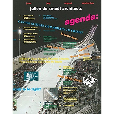 Agenda: Jds Architects: Can We Sustain Our Ability To Crisis? (9788492861620)