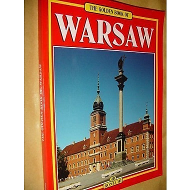 Golden Book Of Warsaw (9788880293170)