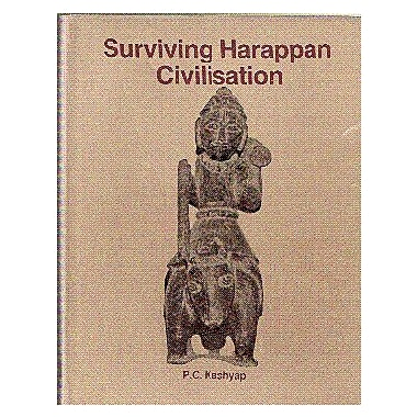 Surviving Harappan Civilization (9788170171867)