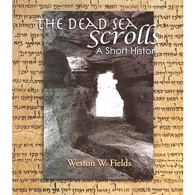 The Dead Sea Scrolls -- A Short History (9789004157606)