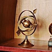 Old Modern Handicrafts Brass Armillary Globe