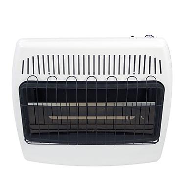 Dyna-Glo 30,000 BTU Wall Mounted Propane Manual Vent-Free Heater