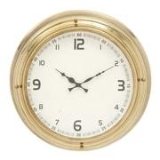 Woodland Imports 18'' Wall Clock