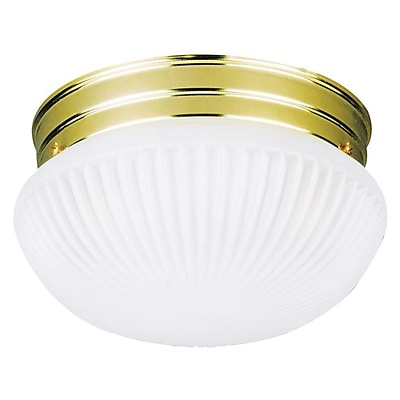 Westinghouse Lighting 1-Light Flush Mount WYF078277855622