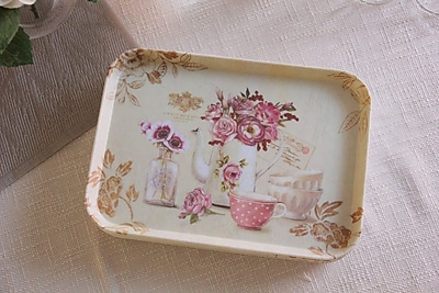 Shall Housewares Melamine Serving Platter (Set of 4)