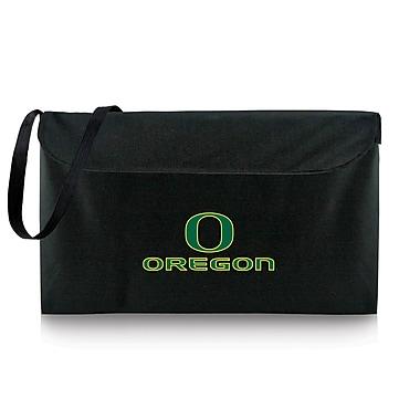 Picnic Time NCAA Bean Bag Throw Football Cornhole; Oregon