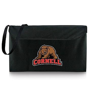 Picnic Time NCAA Bean Bag Throw Football Cornhole; Cornell Big Red