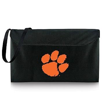 Picnic Time NCAA Bean Bag Throw Football Cornhole; Clemson