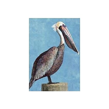 The Cranford Group Pelican Garden Flag