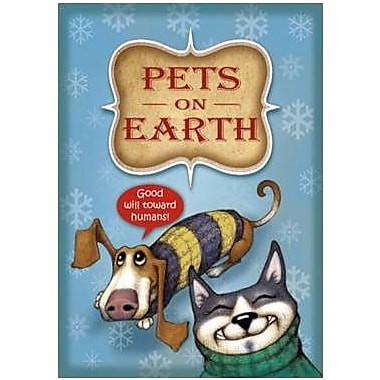 The Cranford Group Pets on Earth Garden Flag