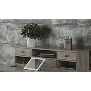 Turnkey LLC Franklin 9.5'' H x 44'' W Desk Hutch