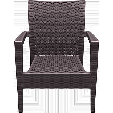 Siesta Exclusive Miami Stacking Patio Dining Chair