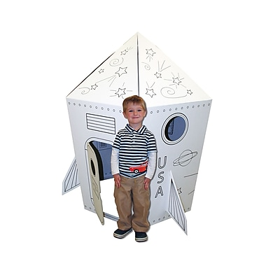 FunDeco Rocket Playhouse