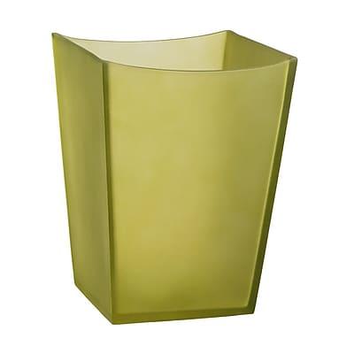 Kraftware Captiva 12 Gallon Trash Can