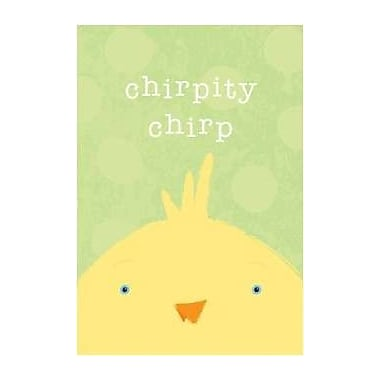 The Cranford Group Chirpity Chirp Garden Flag