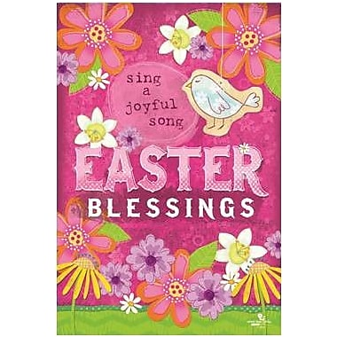 The Cranford Group Easter Blessings Garden Flag