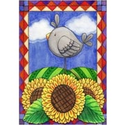 The Cranford Group Country Charm Garden Flag