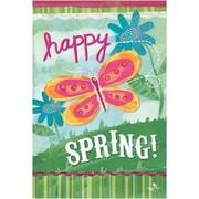 The Cranford Group Happy Spring Garden Flag