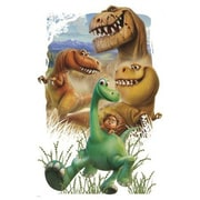 Room Mates The Good Dinosaur Gang Peel and Stick Giant Wall Decal
