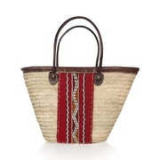Casablanca Market Berber Basket