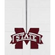 HensonMetalWorks NCCA Overdoor Hanger; Mississippi State University