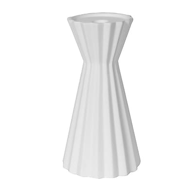 Donny Osmond Quincy Pleated Vase