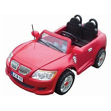 Daymak Bimmer 2 Seat Battery Powered Car; Red