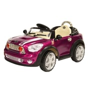 Daymak Mini Deluxe Battery Powered Car; Pink