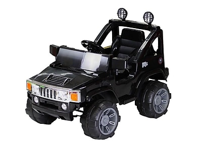 Daymak H2 JR Battery Powered ATV; Black