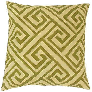The Pillow Collection Mairwen Geometric Throw Pillow Cover