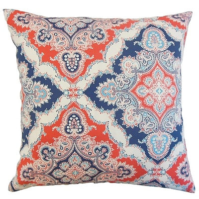 The Pillow Collection Idola Outdoor Throw Pillow Cover
