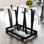 Yamazaki USA Tower Glass Stand; Black