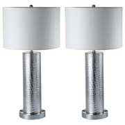 Brayden Studio Grigg 30'' Table Lamp Set (Set of 2)