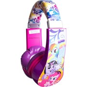 Sakar® 30357 Kids Safe Friendly Stereo Headphone, My Little Pony