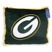 Green Bay Packers Contrast Trim Pillow
