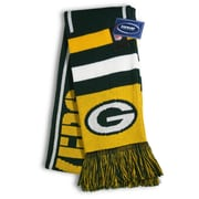 Green Bay Packers Team Stripe Scarf