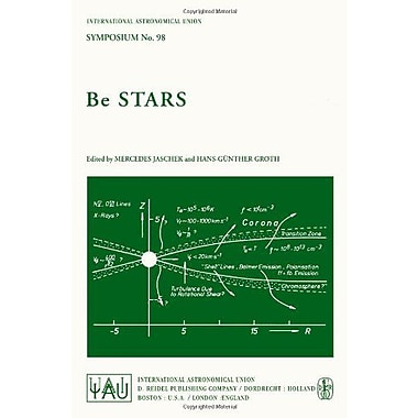 Be Stars International Astronomical Union Symposia, Used Book (9789027713674)