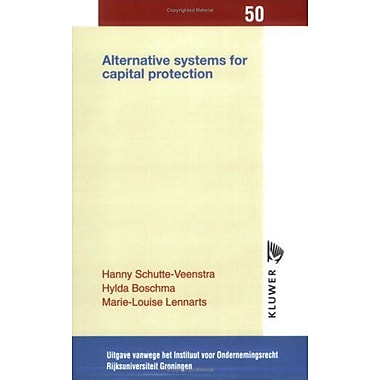 Alternative Systems For Capital Protection (9789041125439)