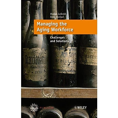 Managing The Aging Workforce Challenges And Solutions, New Book (9783895782848)