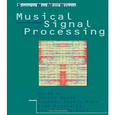 Musical Signal Processing Studies On New Music Research 2, Used Book (9789026514821)