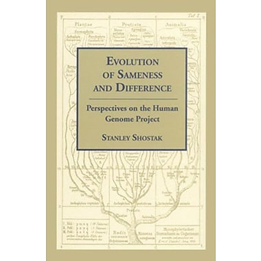 Evolution Of Sameness And Difference, New Book (9789057025402)