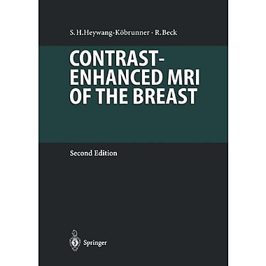 Contrast-Enhanced Mri Of The Breast Medical Radiology, Used Book (9783642646294)