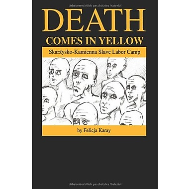 Death Comes In Yellow, New Book (9783718657414)
