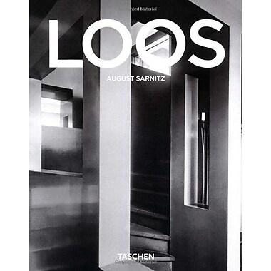 Loos Taschen Basic Architecture, New Book (9783822827727)