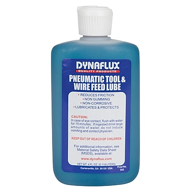 DY DF502 Ultra Lube, 4 Oz., 881-1295, Welding Wire Lubricant, 12/Pack