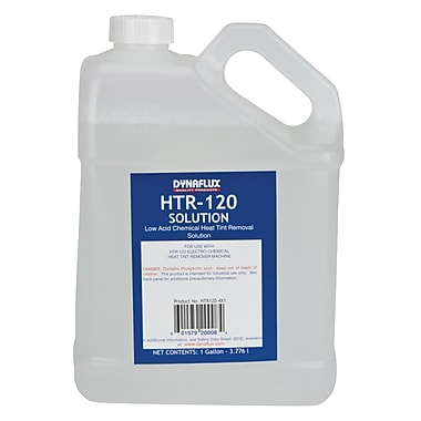 DY HTR120-4 X 1 Solution, 1 Gal., 879-1460, Welding Water Washable Penetrant, 2/Pack