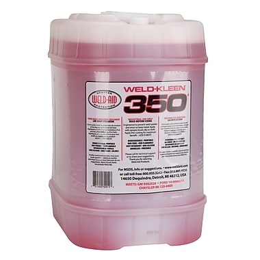 Weld-Kleen 350Anti-Spatter, 388-1185, Size - 5 Gallons