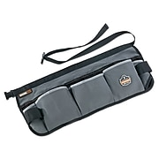 Ergodyne® Arsenal® 5706 13-Pocket Waist Apron, Gray